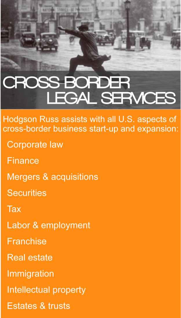 Cross-Border Legal Services