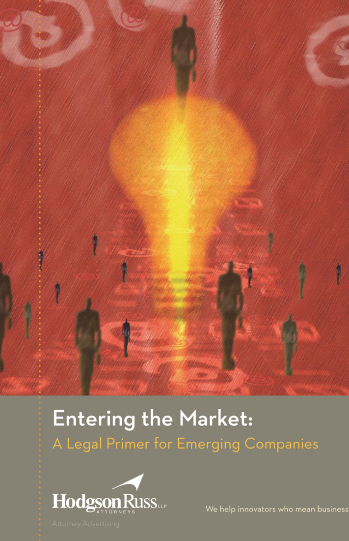 ntering the Market: A Legal Primer for Emerging Companies