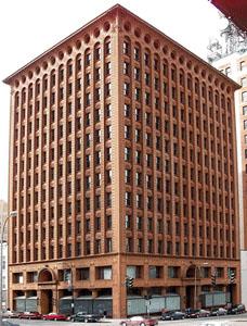 Louis sullivan 39 s guaranty building hodgson russ llp for New home construction insurance