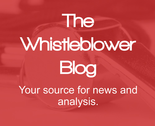 The Whistleblower blog link