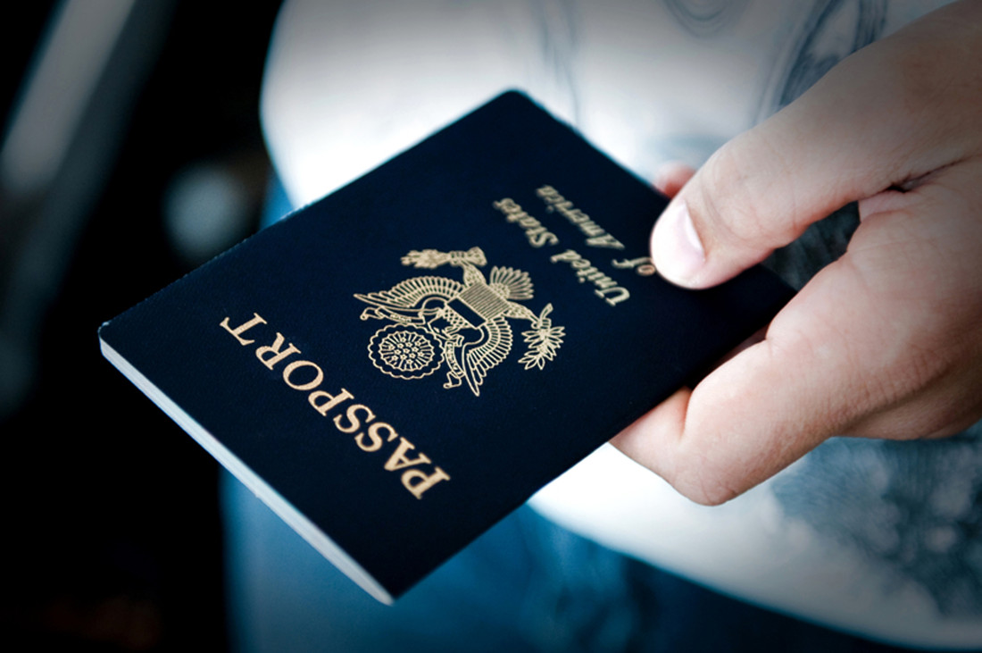 relinquishing a US passport