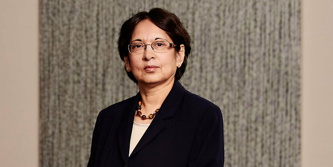 Photo of Ranjana  Kadle, Ph.D.
